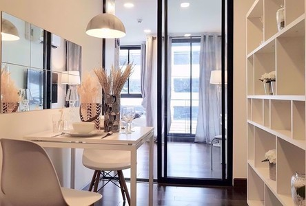 For Rent 1 Bed Condo in Khlong San, Bangkok, Thailand