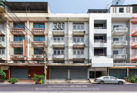 For Sale Shophouse 504 sqm in Bang Na, Bangkok, Thailand