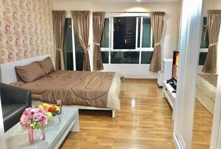 В аренду: Кондо 30 кв.м. возле станции MRT Phraram Kao 9, Bangkok, Таиланд