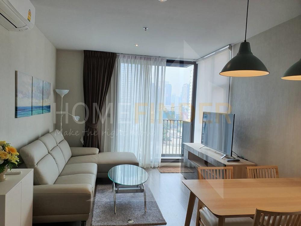 RHYTHM Ekkamai Estate - For Rent 2 Beds コンド in Watthana, Bangkok, Thailand | Ref. TH-TOCFFVLA
