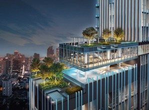 Located in the same building - Cloud Residences SKV 23