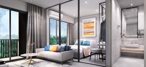 Located in the same area - Dusit D2 Residence Hua Hin