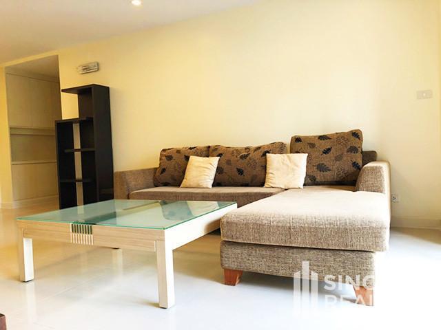 Baan Mela - В аренду: Кондо с 2 спальнями возле станции BTS Asok, Bangkok, Таиланд | Ref. TH-MICCLUPT