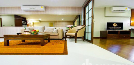В том же здании - Grand Mercure Bangkok Asoke Residence