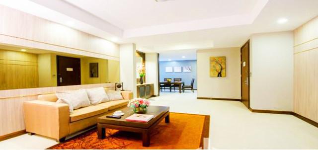 Grand Mercure Bangkok Asoke Residence - В аренду: Кондо c 1 спальней возле станции MRT Sukhumvit, Bangkok, Таиланд | Ref. TH-PTUNWEVR
