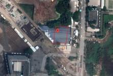 For Rent Land 1,000 sqm in Huai Khwang, Bangkok, Thailand