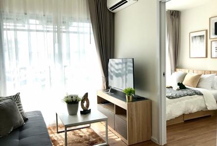 For Rent 1 Bed コンド in Mueang Samut Prakan, Samut Prakan, Thailand