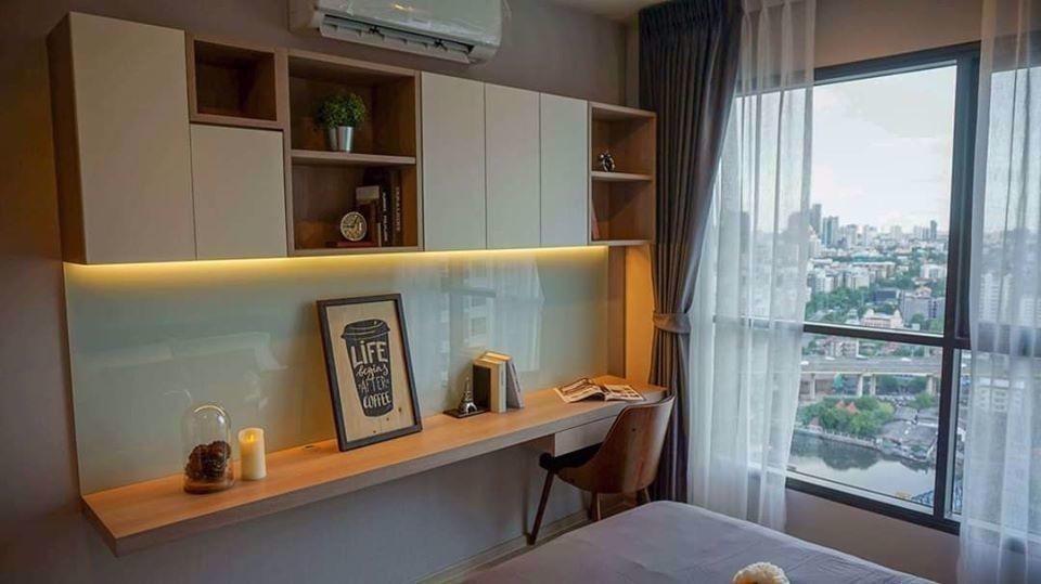 Life Sukhumvit 48 - В аренду: Кондо c 1 спальней возле станции BTS Phra Khanong, Bangkok, Таиланд   Ref. TH-GMMNZJDV