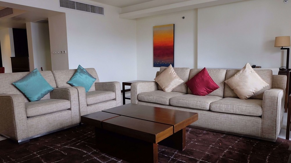 Oakwood Residence - For Rent 3 Beds Condo in Watthana, Bangkok, Thailand | Ref. TH-TNJFVDNV