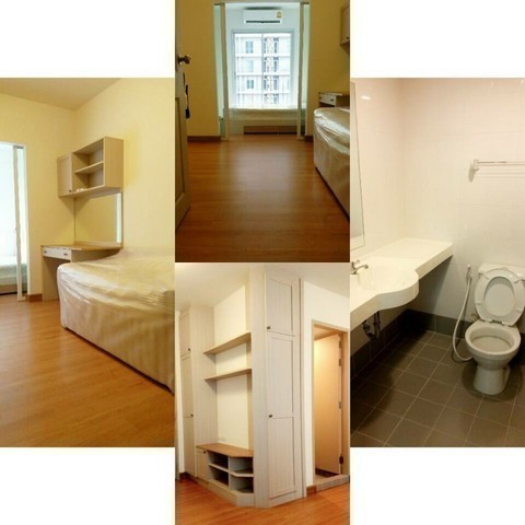Chapter One Flow Bangpo - For Sale 1 Bed Condo in Rat Burana, Bangkok, Thailand   Ref. TH-PGIDYYNL