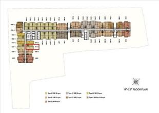 Located in the same building - NICHE MONO Sukhumvit - Bearing