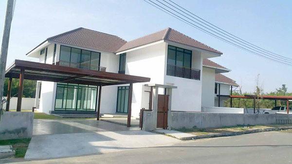 ขาย บ้านเดี่ยว 3 ห้องนอน หางดง เชียงใหม่   Ref. TH-LCELQKBC