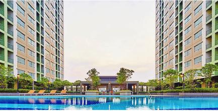 Located in the same area - Lumpini Lumpini Ville Nakhon In - Riverview