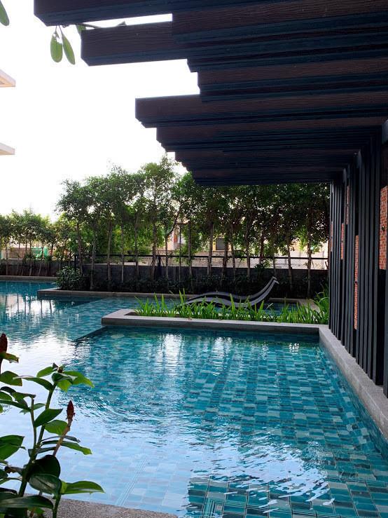 Motif Condo - For Sale or Rent 1 Bed コンド in Thon Buri, Bangkok, Thailand | Ref. TH-DBWUVXKS