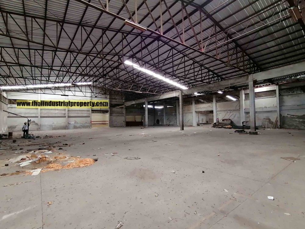 For Rent Warehouse 2,227 sqm in Phra Khanong, Bangkok, Thailand | Ref. TH-PWZIKRNK