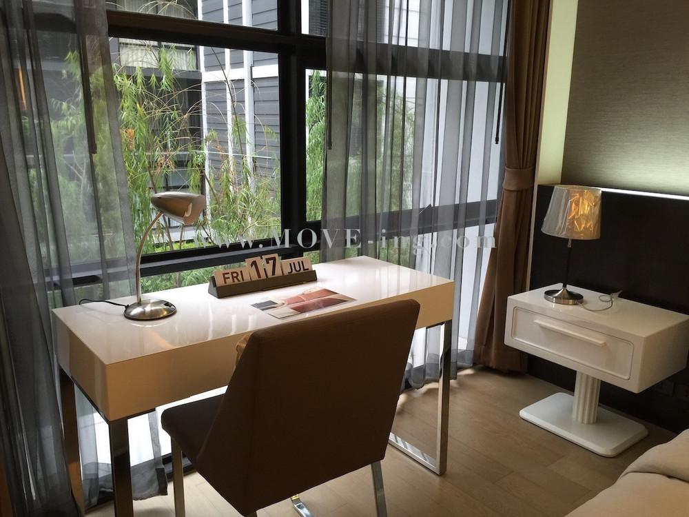 MODE Sukhumvit 61 - Продажа: Кондо c 1 спальней возле станции BTS Ekkamai, Bangkok, Таиланд | Ref. TH-GPRYEGVO