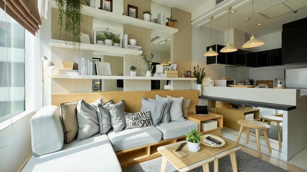 Eight Thonglor Residence - Продажа или аренда: Кондо c 1 спальней в районе Khlong Toei, Bangkok, Таиланд | Ref. TH-FTUDNXUP