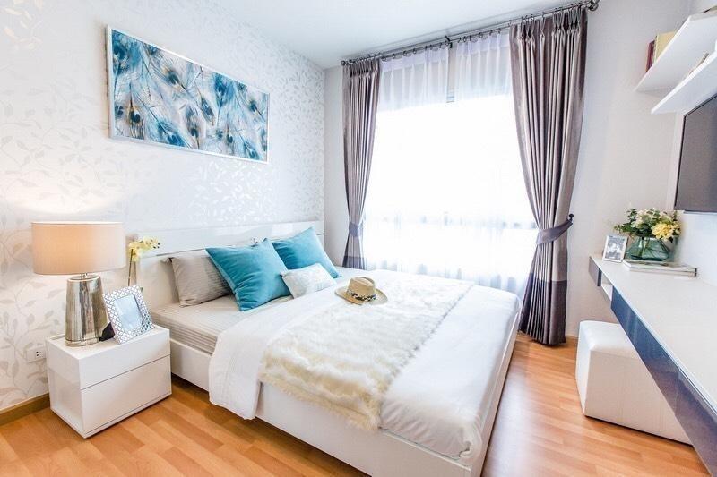 เดอะ เพรสซิเดนท์ สุขุมวิท-สมุทรปราการ - ขาย คอนโด 1 ห้องนอน ติด BTS พระโขนง | Ref. TH-STOQAPSH