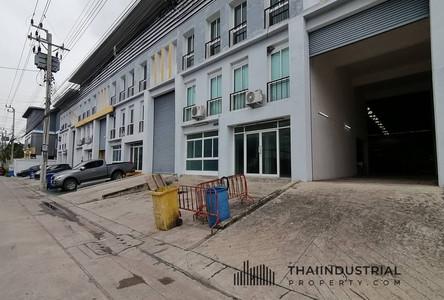 For Rent Warehouse 868 sqm in Bang Sao Thong, Samut Prakan, Thailand