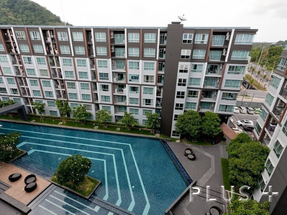 D Condo Mine - Phuket - For Rent 1 Bed コンド in Kathu, Phuket, Thailand | Ref. TH-PTJRUCMX