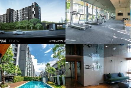 For Rent Condo 25 sqm in Bang Kapi, Bangkok, Thailand