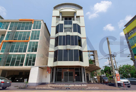 For Sale Office 650 sqm in Mueang Nonthaburi, Nonthaburi, Thailand