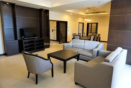 For Rent 3 Beds コンド Near MRT Phetchaburi, Bangkok, Thailand