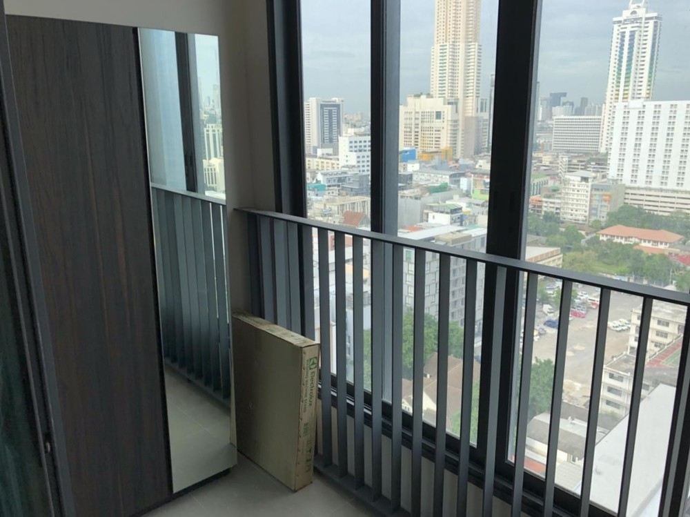 Ideo Q Siam - Ratchathewi - For Rent 1 Bed コンド Near BTS Phaya Thai, Bangkok, Thailand | Ref. TH-HVLFFKSN