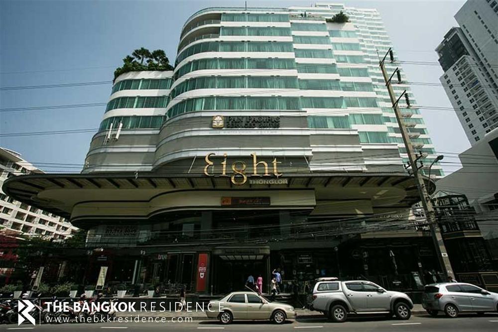 Eight Thonglor Residence - Продажа или аренда: Кондо c 1 спальней в районе Watthana, Bangkok, Таиланд | Ref. TH-JHLVRJZK