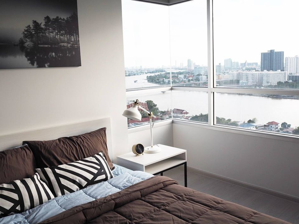 Chapter One Shine Bangpo - For Rent 1 Bed Condo in Bang Sue, Bangkok, Thailand | Ref. TH-NEKZMJPE