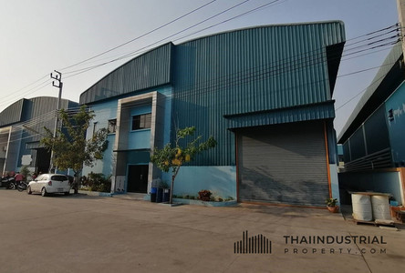 For Sale or Rent Warehouse 900 sqm in Bang Phli, Samut Prakan, Thailand