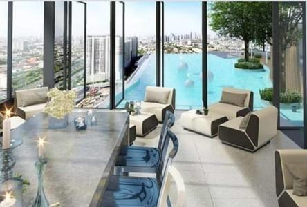 For Rent Condo 23 sqm Near BTS Talat Phlu, Bangkok, Thailand