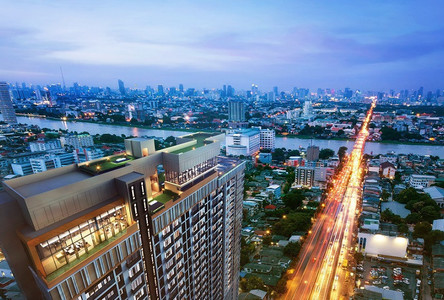 For Sale 1 Bed Condo in Bang Phlat, Bangkok, Thailand