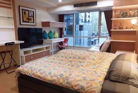 В аренду: Кондо 35.65 кв.м. возле станции BTS Nana, Bangkok, Таиланд