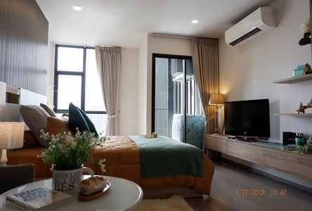 For Rent Condo 30.05 sqm Near BTS Ekkamai, Bangkok, Thailand
