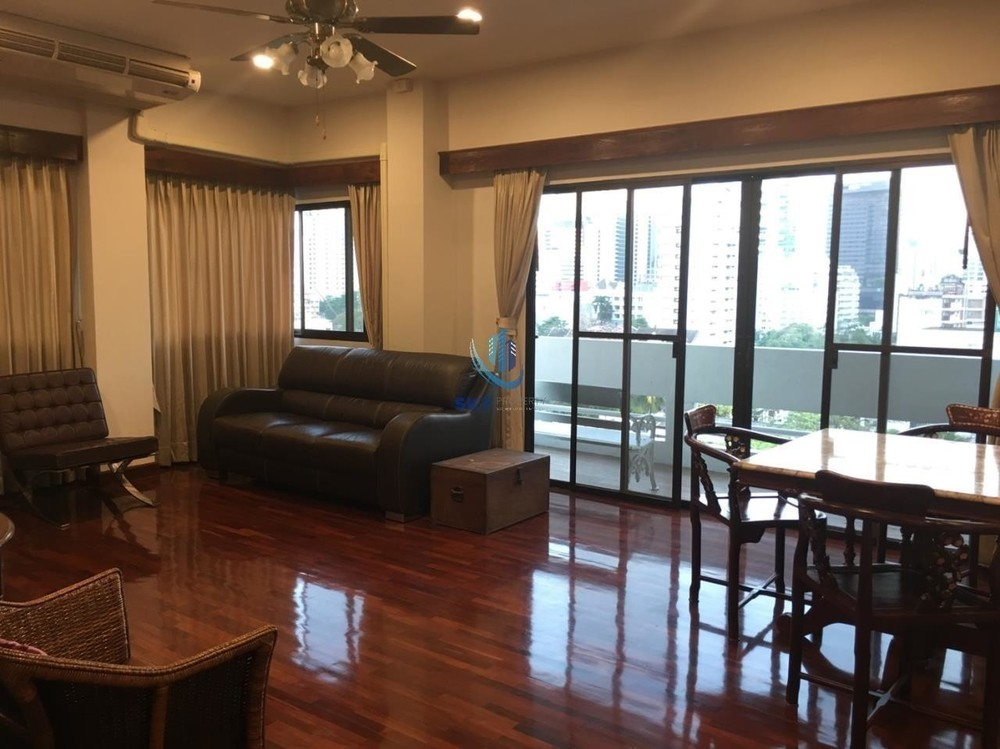 Sukhumvit House - For Rent 2 Beds コンド Near MRT Sukhumvit, Bangkok, Thailand | Ref. TH-RHXQYVAI