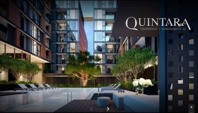 Located in the same area - Quintara Treehaus Sukhumvit 42