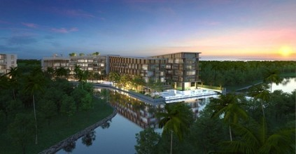 В том же здании - Laya Resort Phuket