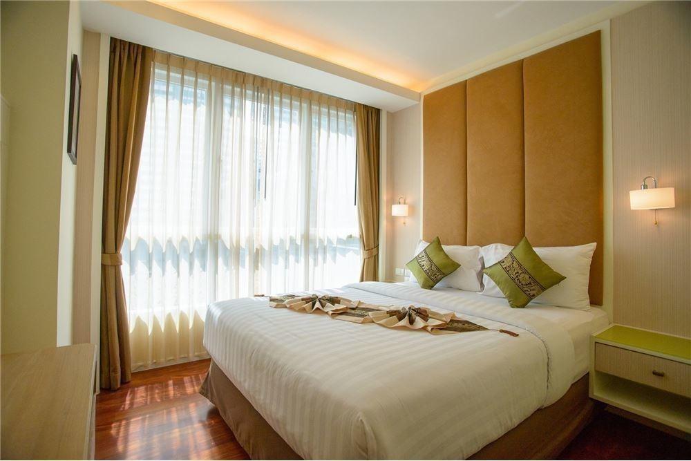 จีเอ็ม เซอร์วิส อพาร์ตเมนท์ - ให้เช่า คอนโด 2 ห้องนอน คลองเตย กรุงเทพฯ | Ref. TH-SUWEPVRA