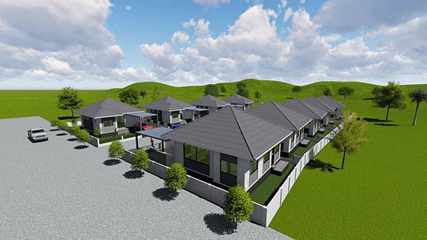 ขาย บ้านเดี่ยว 3 ห้องนอน สันกำแพง เชียงใหม่ | Ref. TH-FPJCUNKN
