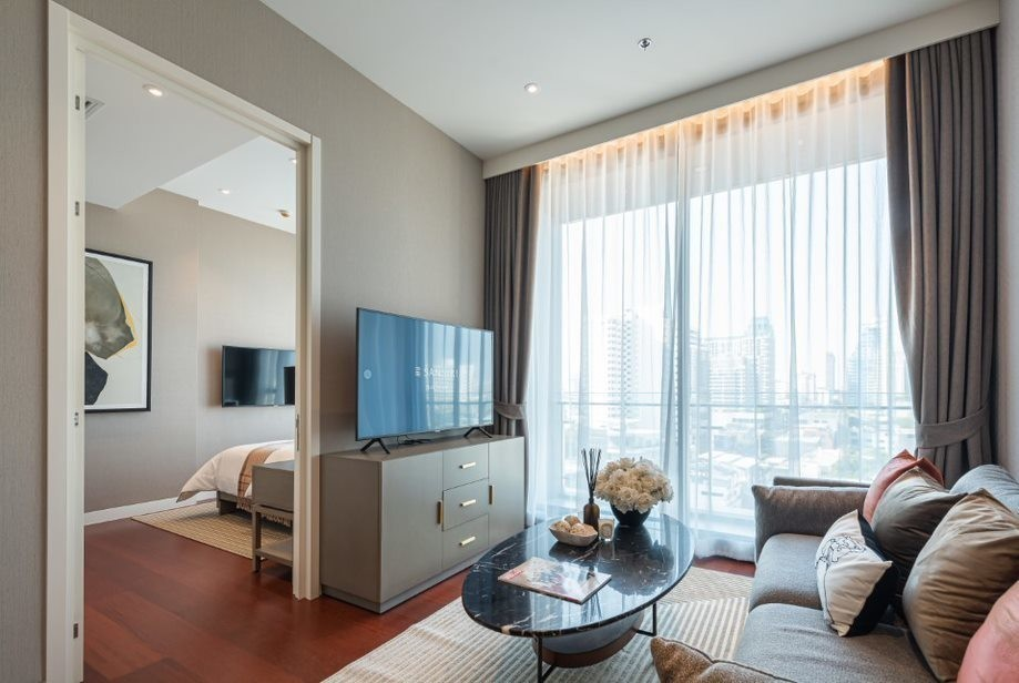 KHUN by YOO inspired by Starck - For Rent 1 Bed コンド in Watthana, Bangkok, Thailand   Ref. TH-LHETVXQR