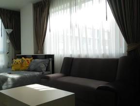 Located in the same building - dCondo Campus Resort Bangna