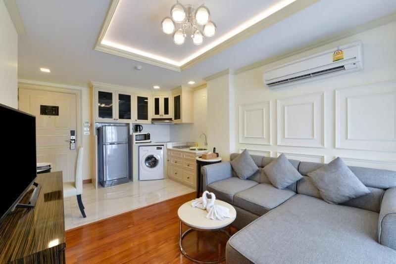 Aspira Hana Residence - For Rent 1 Bed Condo in Watthana, Bangkok, Thailand | Ref. TH-ITEYCDNJ