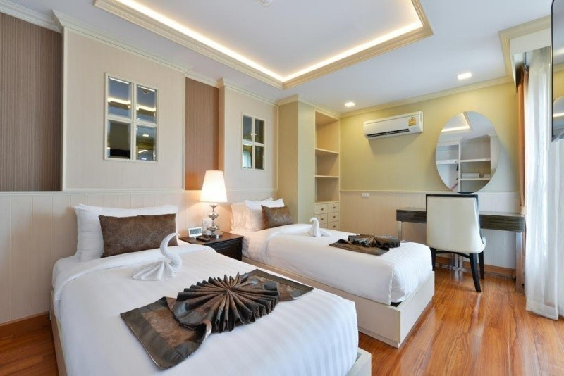 Aspira Hana Residence - For Rent 2 Beds Condo in Watthana, Bangkok, Thailand | Ref. TH-LNVSJBIV