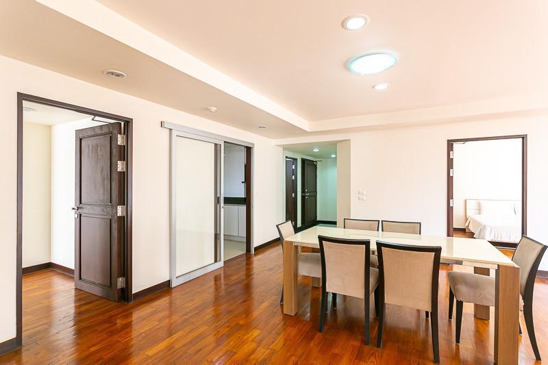 Baan Sukhumvit 14 - В аренду: Кондо с 3 спальнями возле станции BTS Asok, Bangkok, Таиланд   Ref. TH-DXIGHUPP