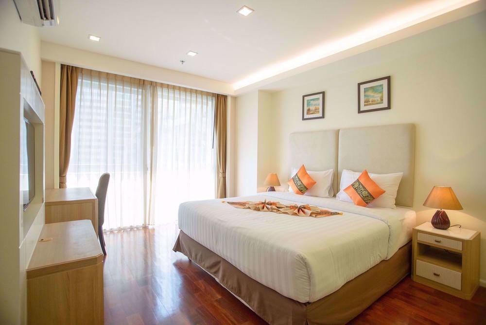 จีเอ็ม เซอร์วิส อพาร์ตเมนท์ - ให้เช่า คอนโด 2 ห้องนอน คลองเตย กรุงเทพฯ | Ref. TH-WXKTGSJM