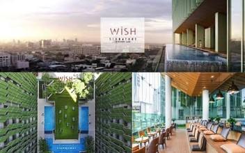 В том же районе - Wish Signature  Midtown Siam