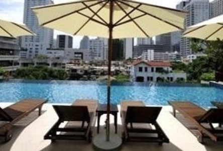 For Sale or Rent 2 Beds Condo Near MRT Sukhumvit, Bangkok, Thailand