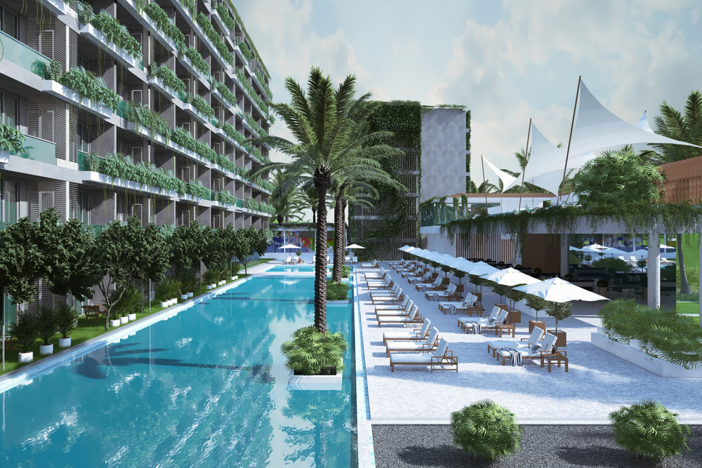Laya Resort Phuket - Продажа: Кондо 30 кв.м. в районе Kathu, Phuket, Таиланд   Ref. TH-VICFBJFI