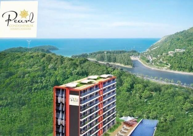 Pearl of Naithon - For Sale コンド 36 sqm in Thalang, Phuket, Thailand | Ref. TH-VQZIGQVK